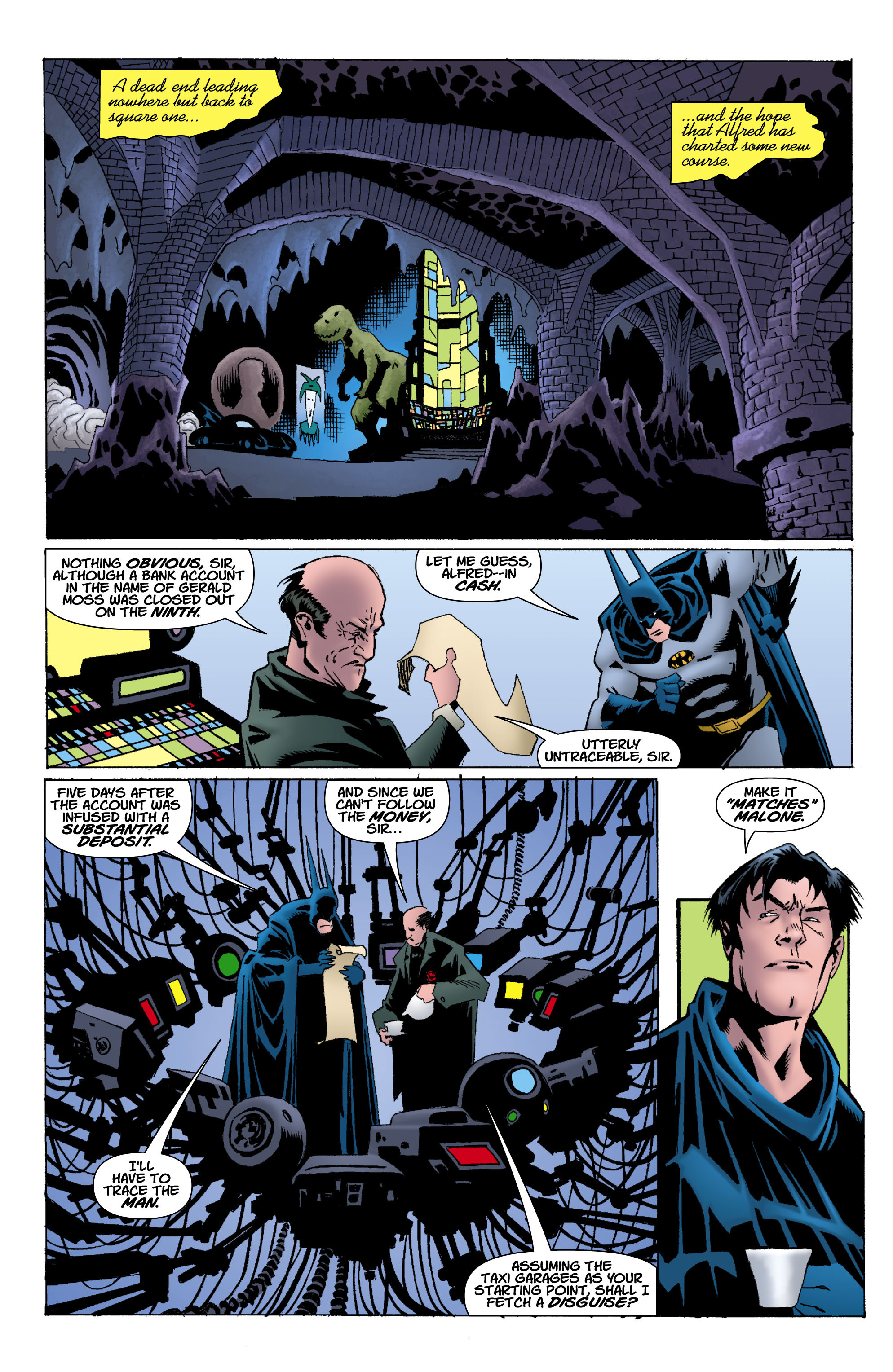 Batman: Unseen 2 Page 10
