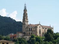 Església parroquial de Castellar del Vallès