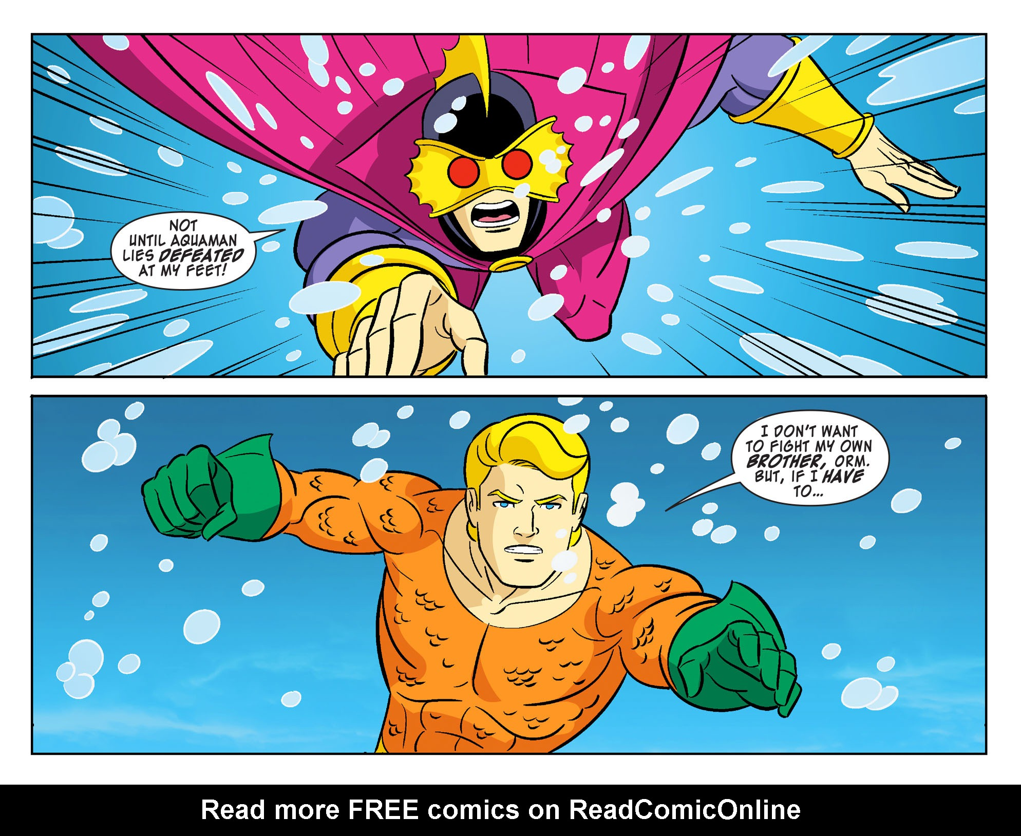 Read online Scooby-Doo! Team-Up comic -  Issue #28 - 18