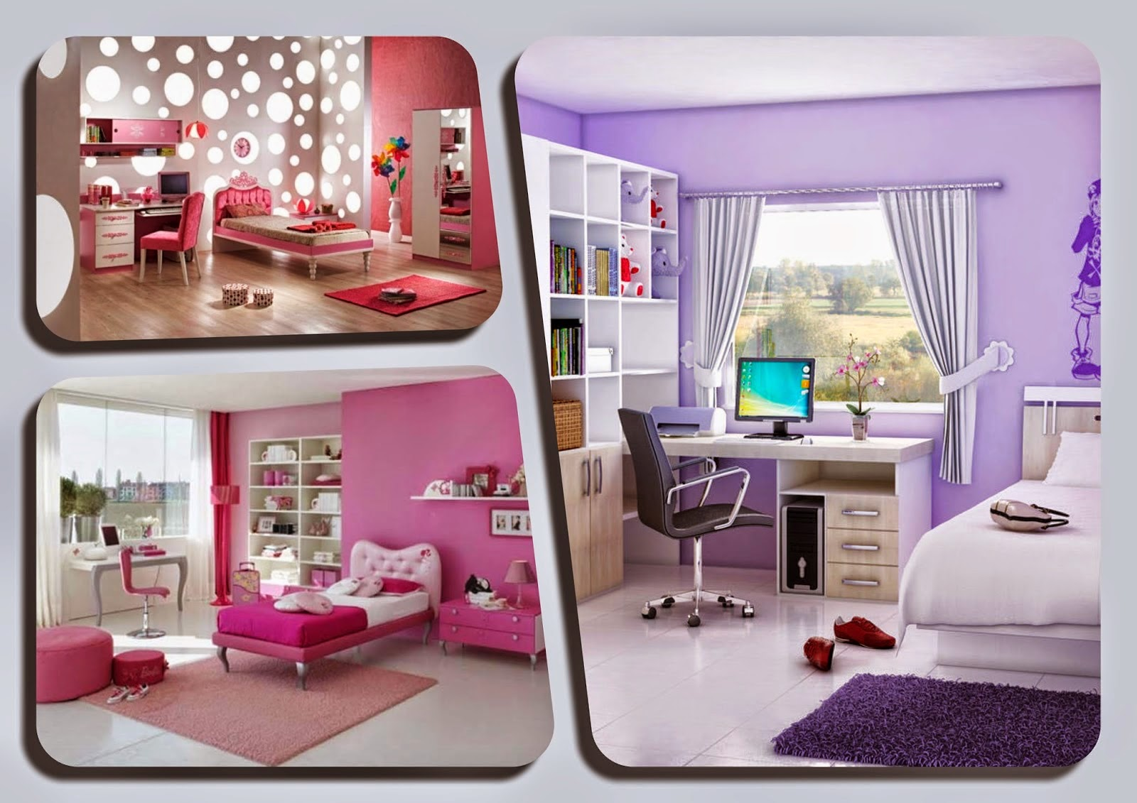 Interior Design   Creative Girls Bedroom
