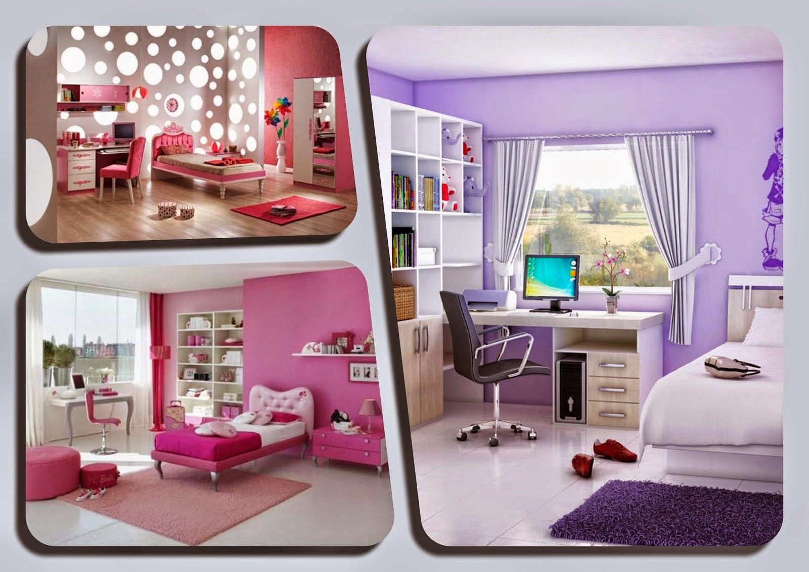 Interior Design Creative Girls Bedroom Interior Design