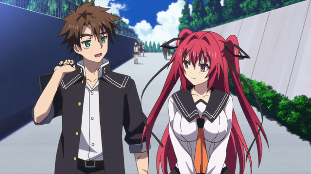 descargar Shinmai Maou no Testament [12/12]