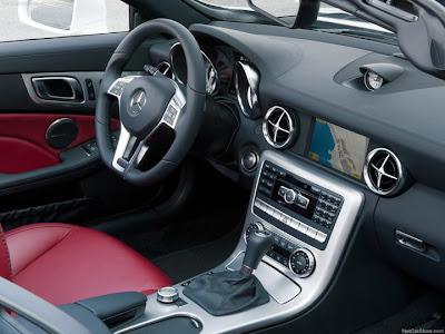 Mercedes-Benz SLK250 CDI 2012