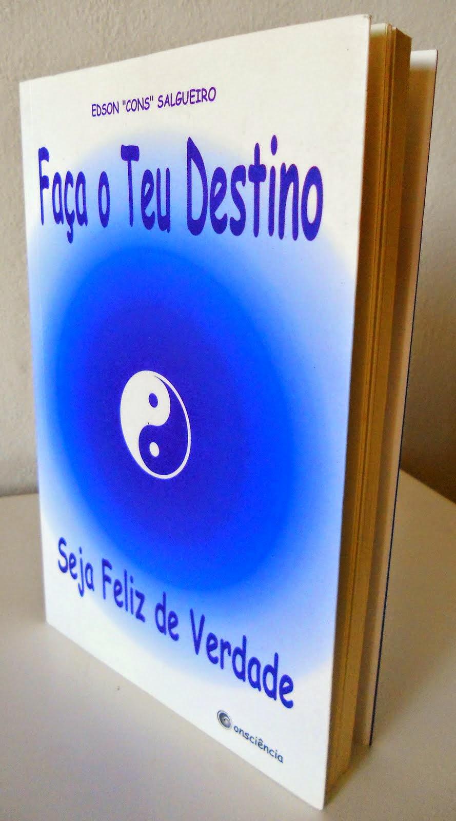 Livro   FAÇA O TEU DESTINO