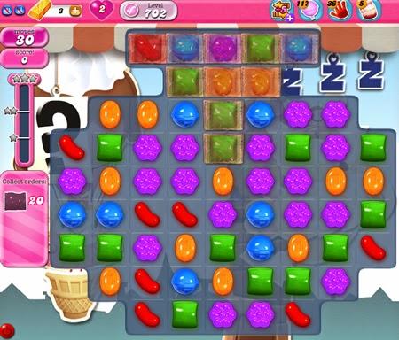 Candy Crush Saga 702
