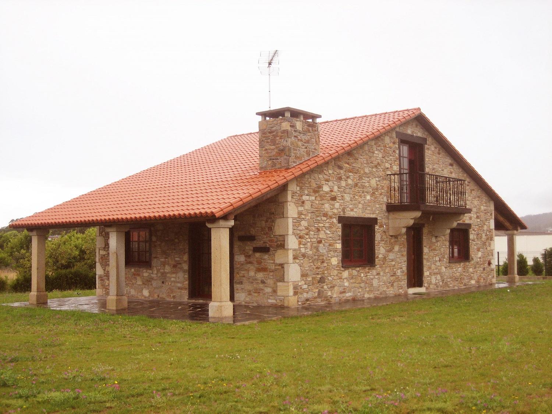 Construcciones r sticas gallegas balconada - Rusticas gallegas ...