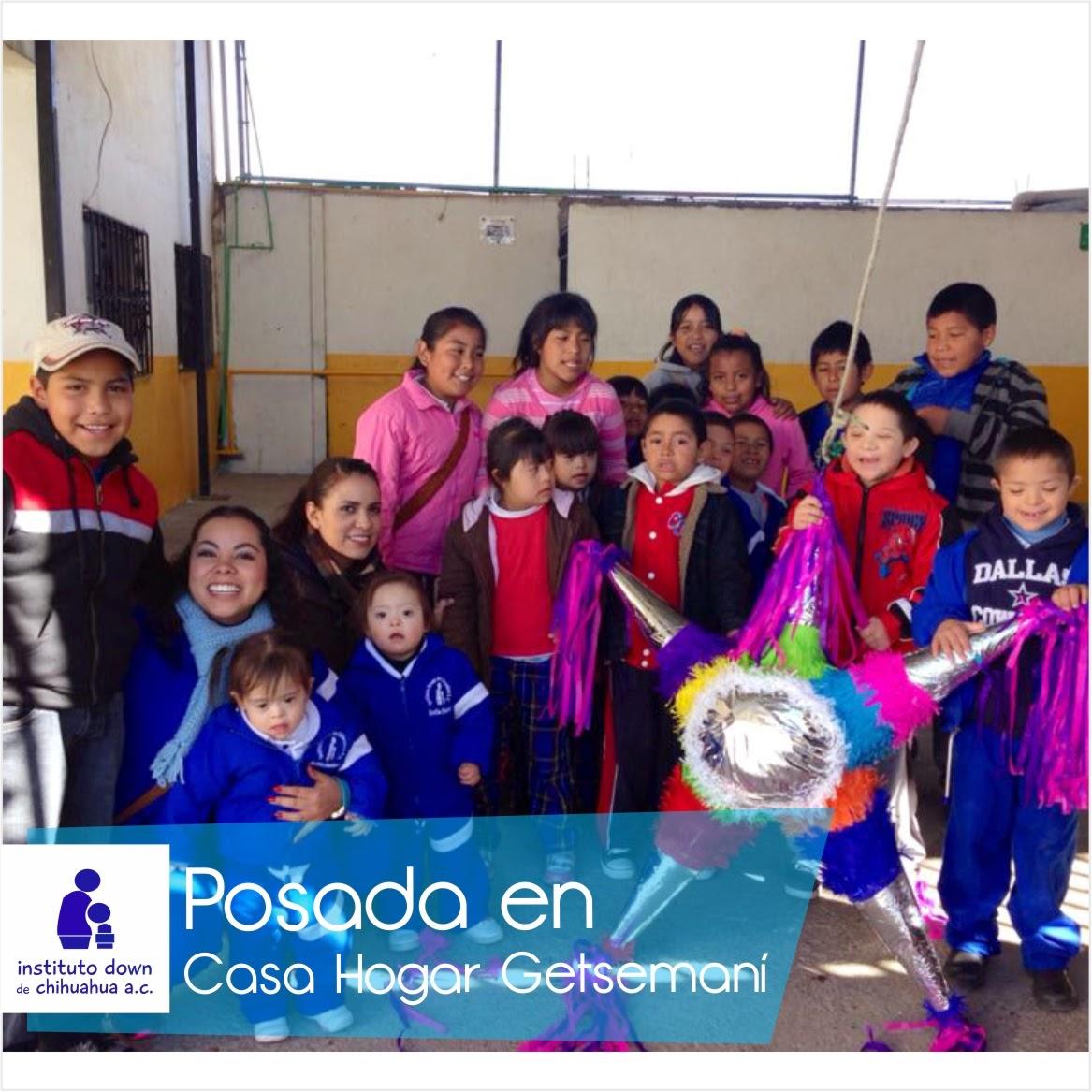Comparten juguetes alumnos del Instituto Down de Chihuahua A.C. con ...