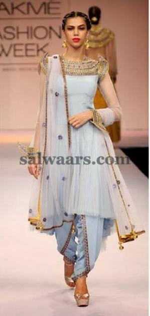 Shilpa Reddy Patiala Salwar
