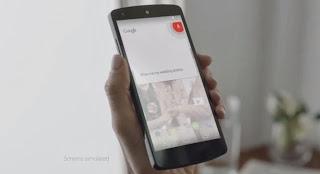 Nexus 5, Andriod KitKat
