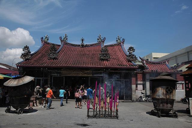 Interesting Places In Malaysia Kuan Yin Temple Interesting Places In Pulau Pinang Malaysia