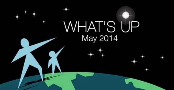 Wajib Lihat! Daftar Peristiwa Astronomi Mei 2014