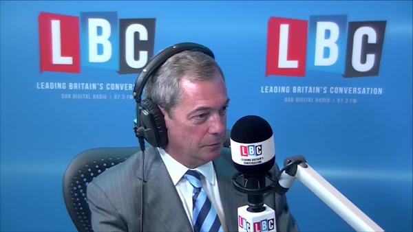 Nigel Farage: «Οι Εβραίοι των ΗΠΑ έχουν δυσανάλογη επιρροή στην πολιτική».