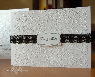 Wedding Invitation Inspirations