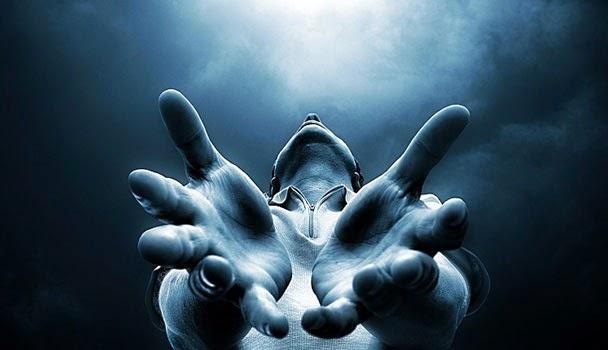 existência, realidade, mãos, evangelho