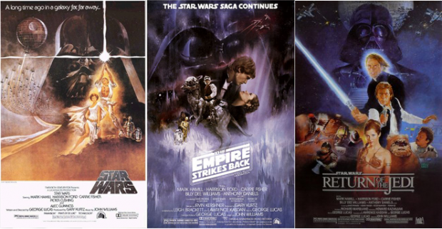 Star Wars Movie Posters- Magic, Myth and Alchemy Star_wars_movie_posters