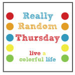 Really Random Thursdays