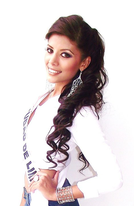 Miss Asia Pacific World Peru 2012