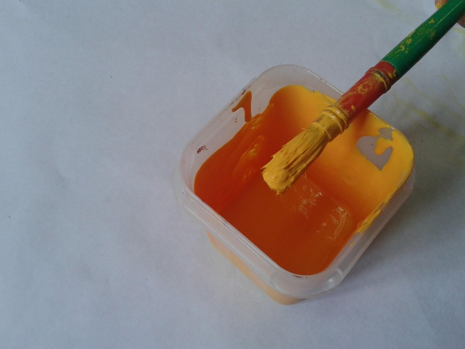 Resultado de imagen de experimentamos color naranja