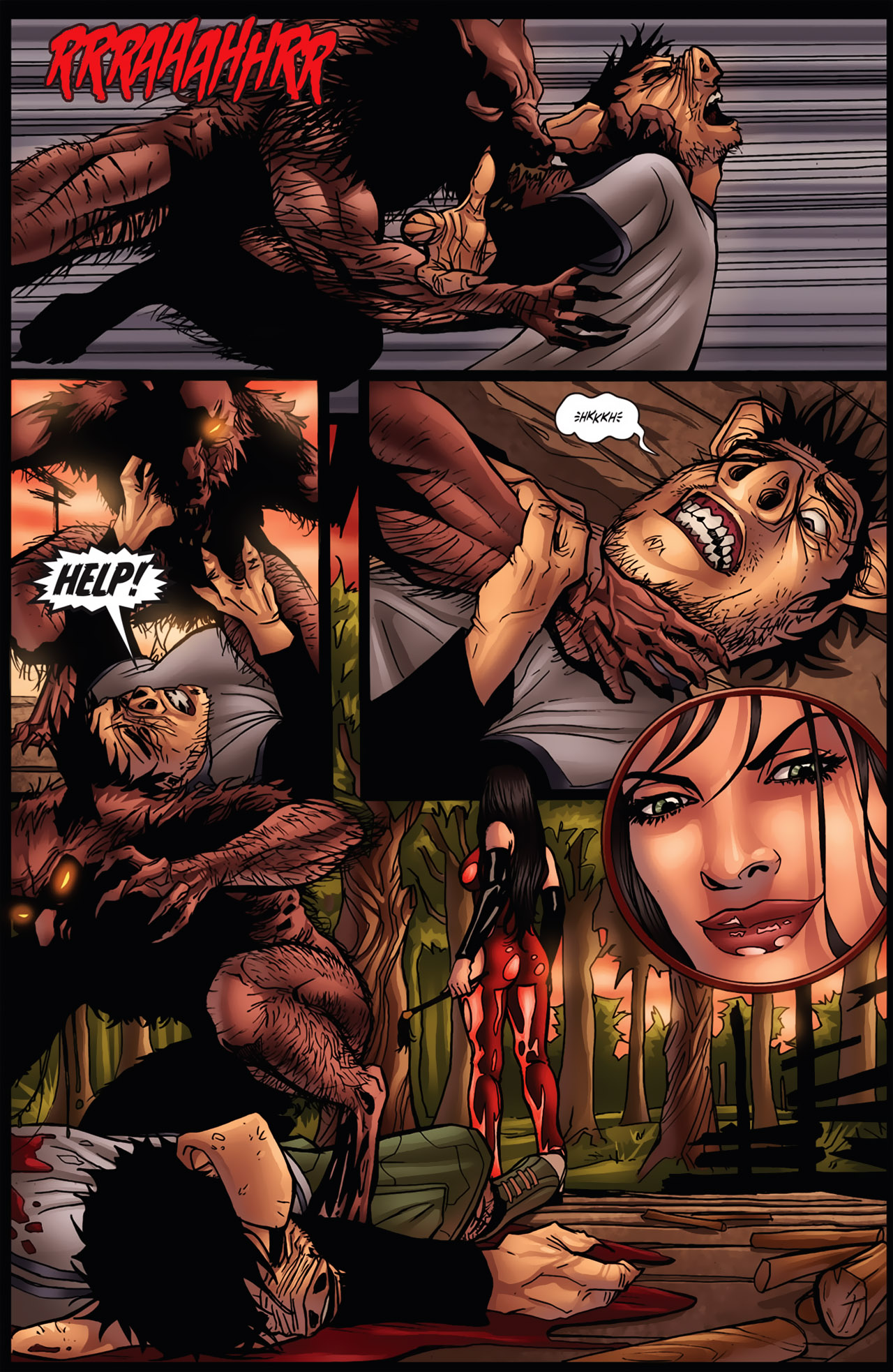 Grimm Fairy Tales (2005) Issue #15 #18 - English 15