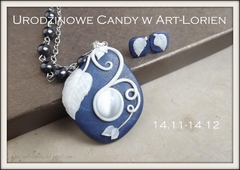 Urodzinowe Candy w Art Lorien