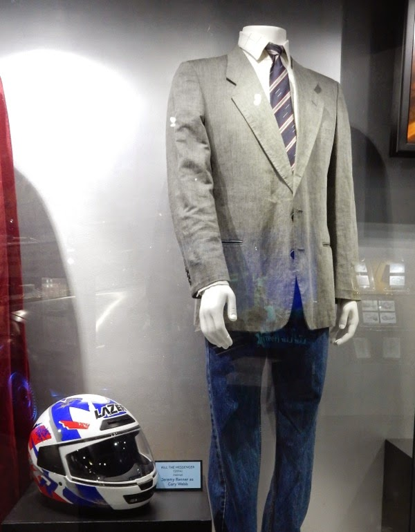 Jeremy Renner Kill the Messenger film costume