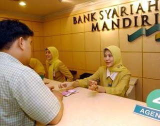 Lowongan Kerja 2013 Bank Terbaru 2013 PT Bank Syariah Mandiri - Minimal D3
