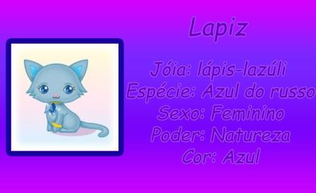 Lapiz (pet) Lapiz_Card