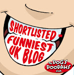 Shortlisted, UK funniest blog, 2013.