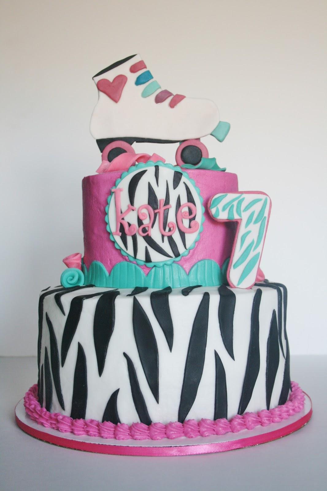 Roller Skate Cake Pops