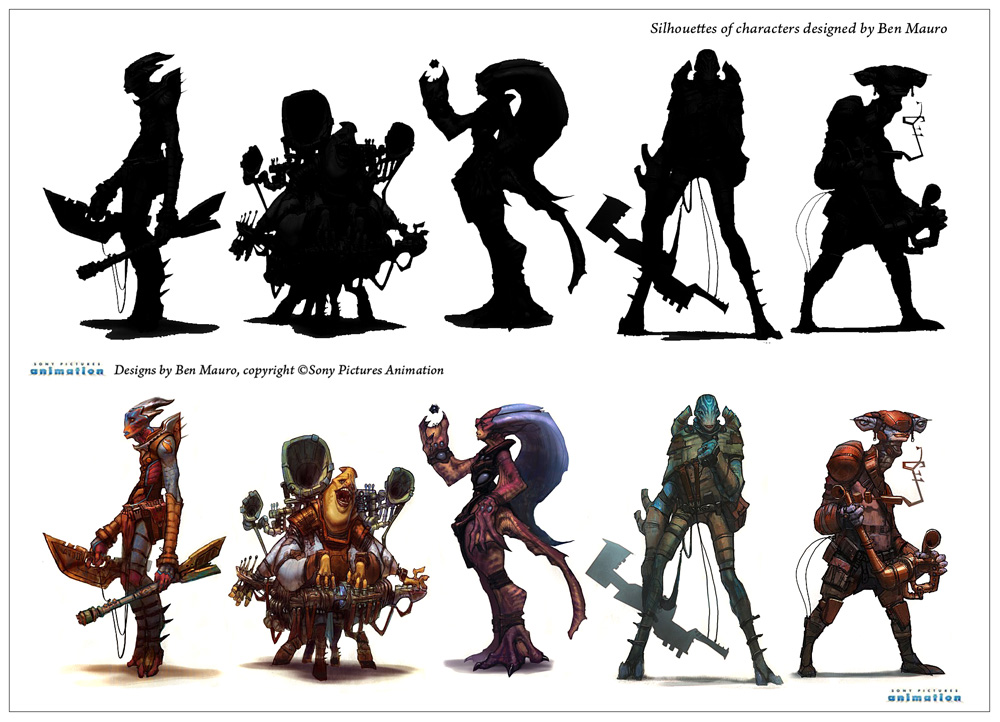 Concept Character Design Tips : Ba hons cg arts animation uca rochester course