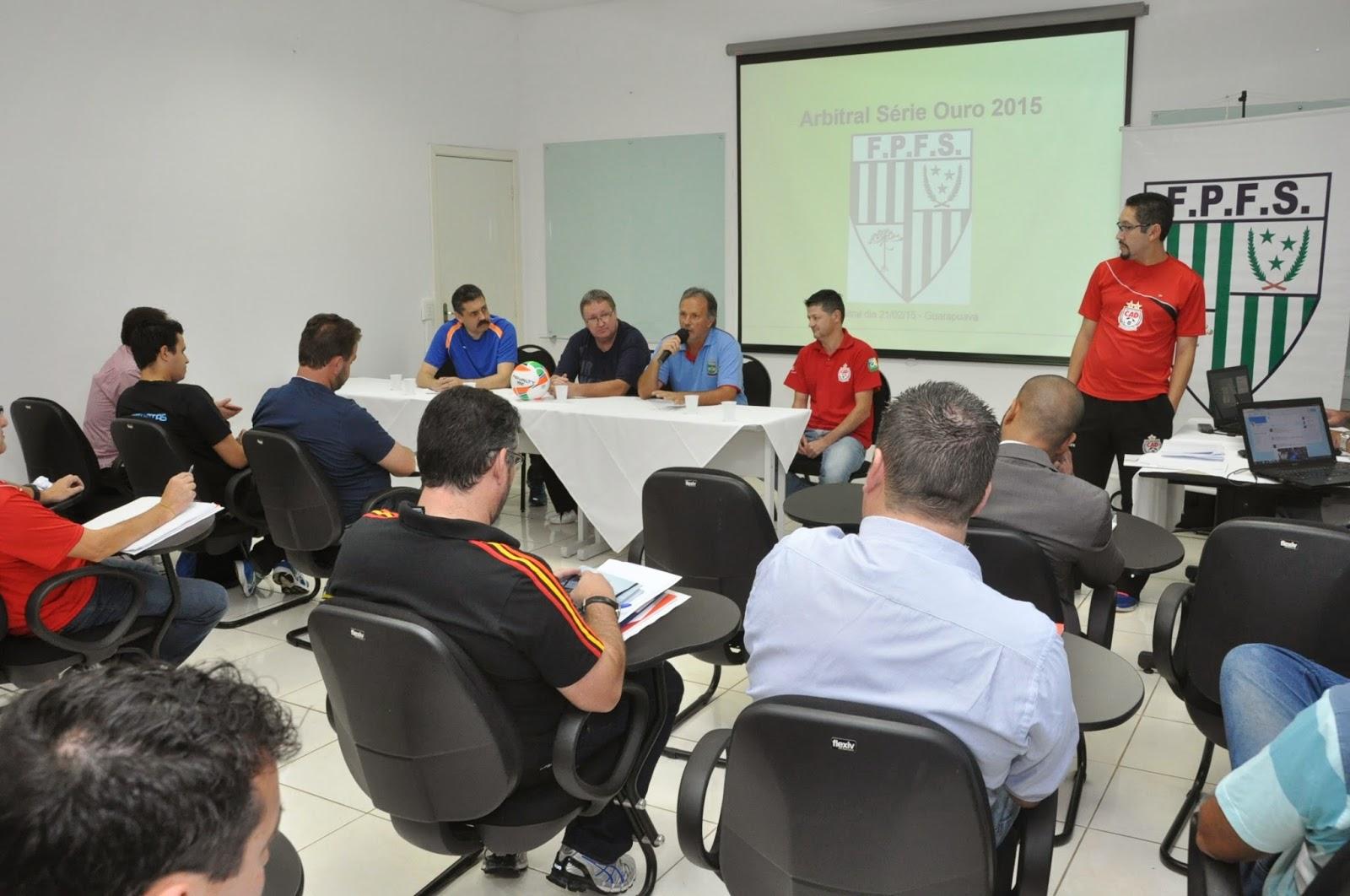 O arbitral do Campeonato Paranaense de Futsal ce61965707005