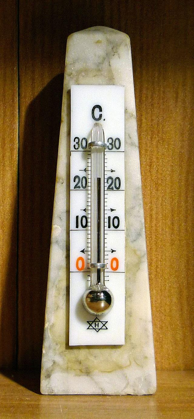 suhu bilik