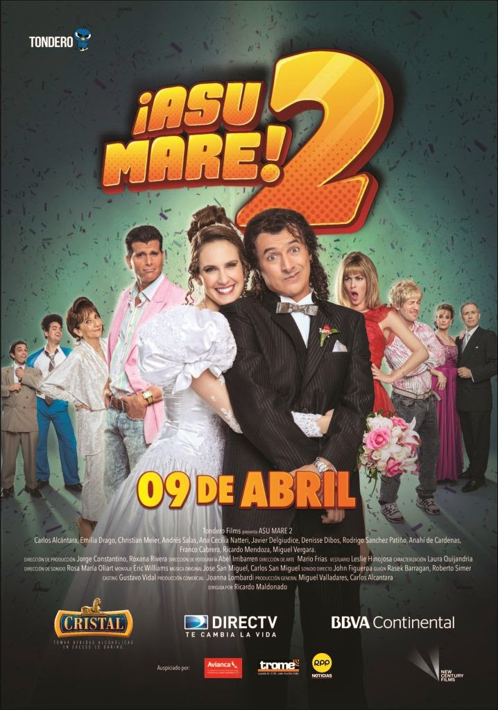 Asu Mare 2 (2015)