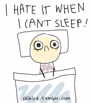 how to make myself not sleepy