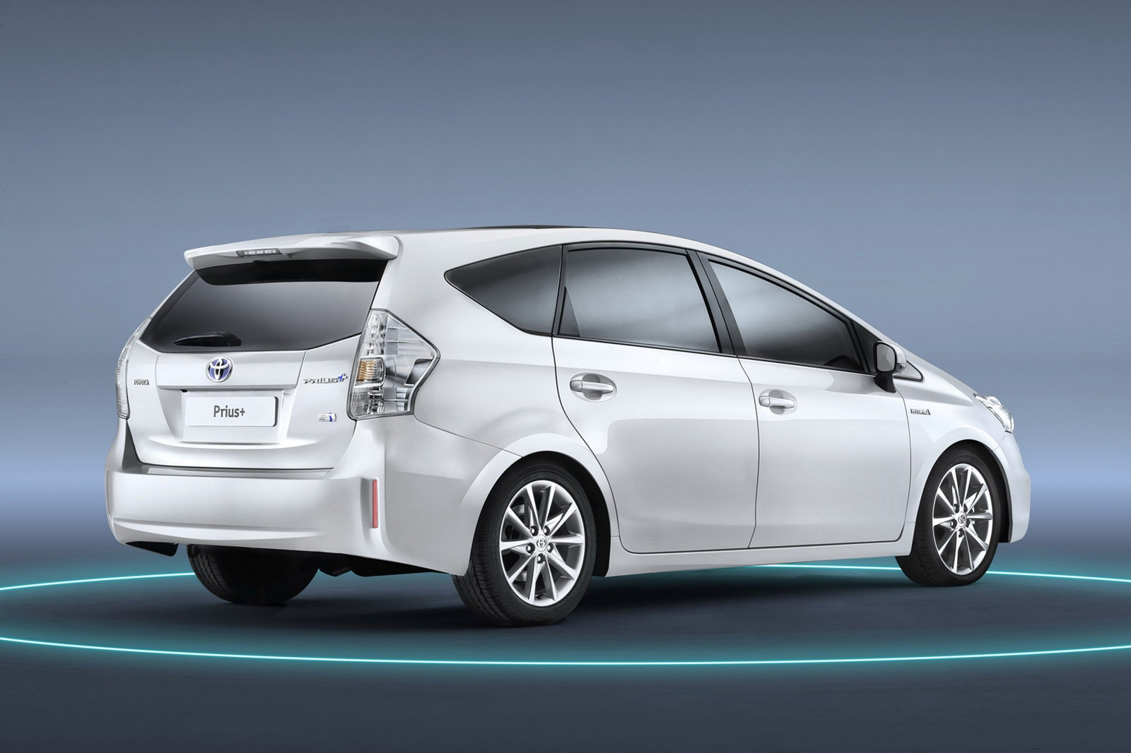 sophisticated cars toyota prius plus 2013
