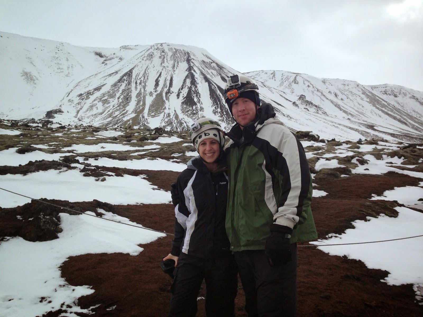 caving iceland
