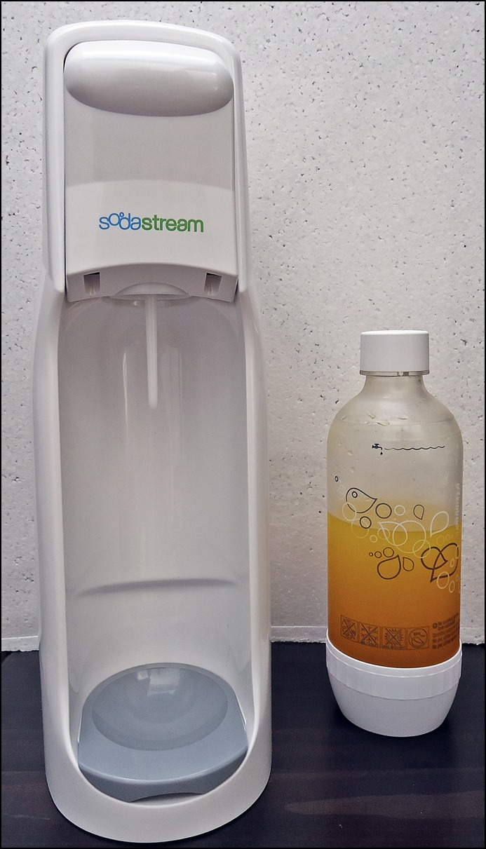 las recetas de mariant sodastream haz tus refrescos en. Black Bedroom Furniture Sets. Home Design Ideas