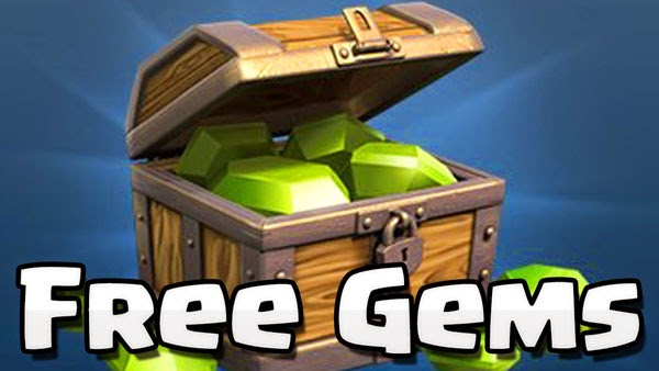 FREE GEMS COC / DIAMOND GET RICH