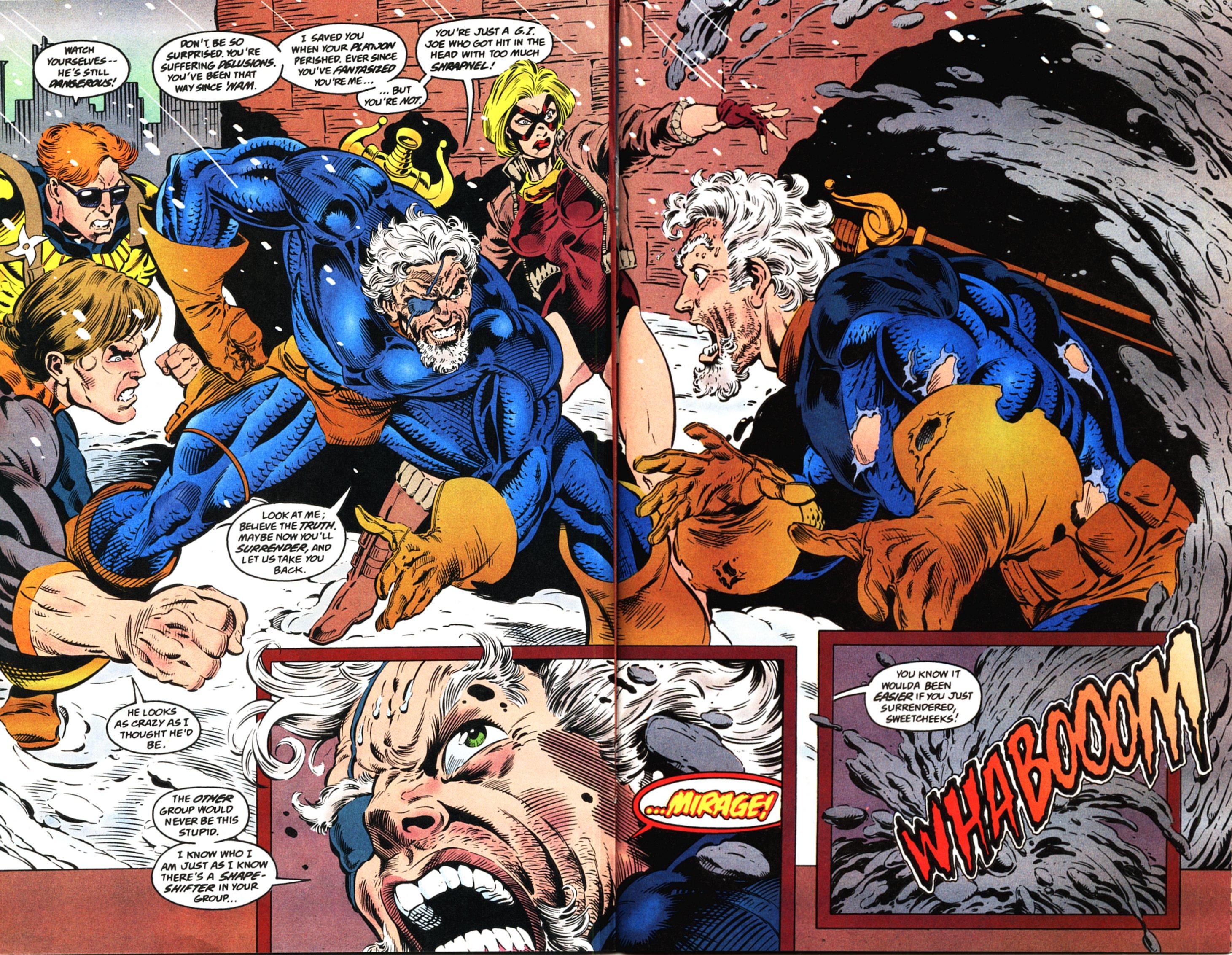 Deathstroke (1991) Issue #45 #50 - English 16