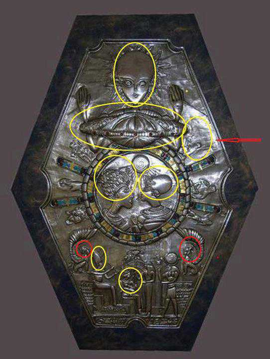 Боги и древние НЛО. Часть1