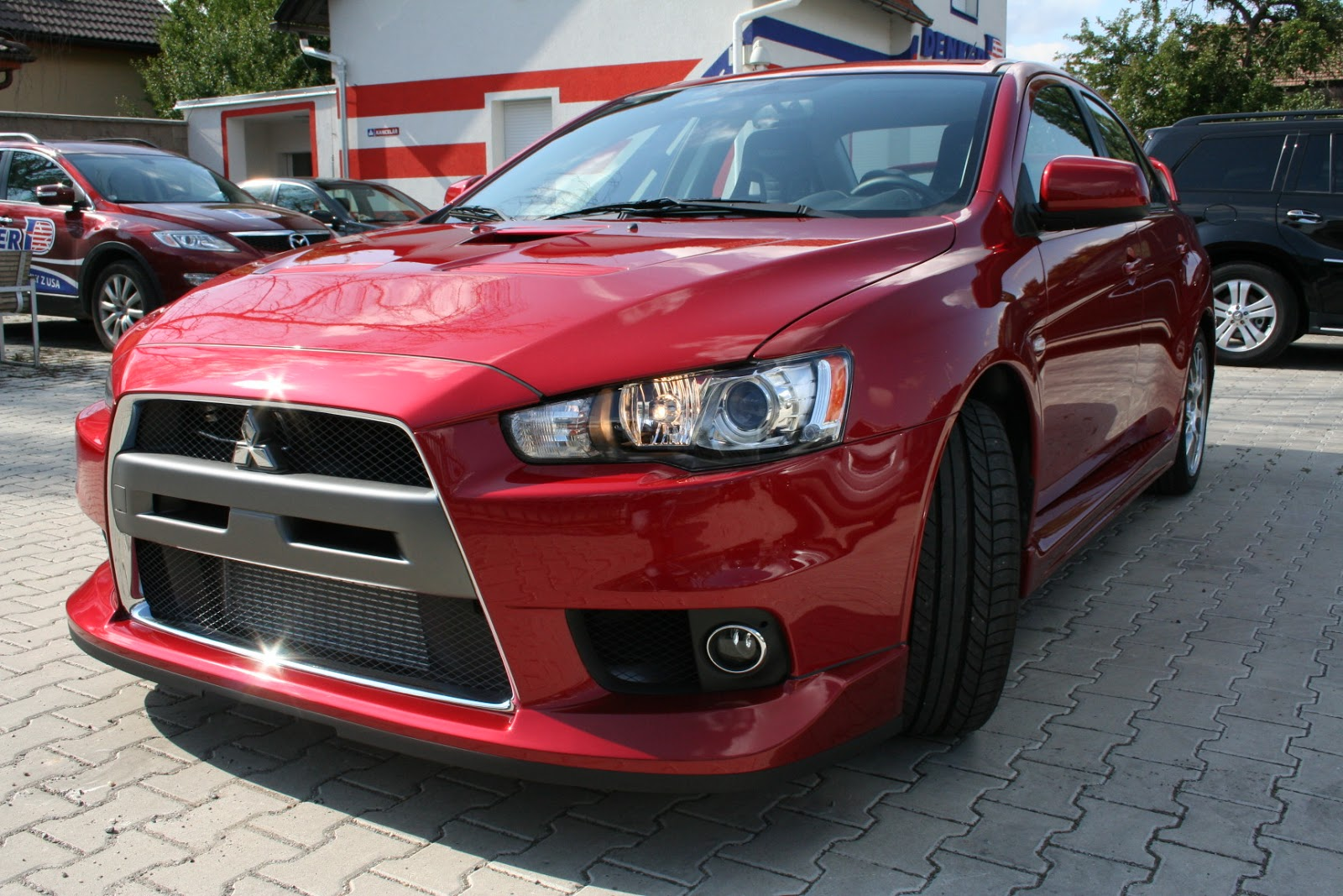 New Car Models Mitsubishi Evo X