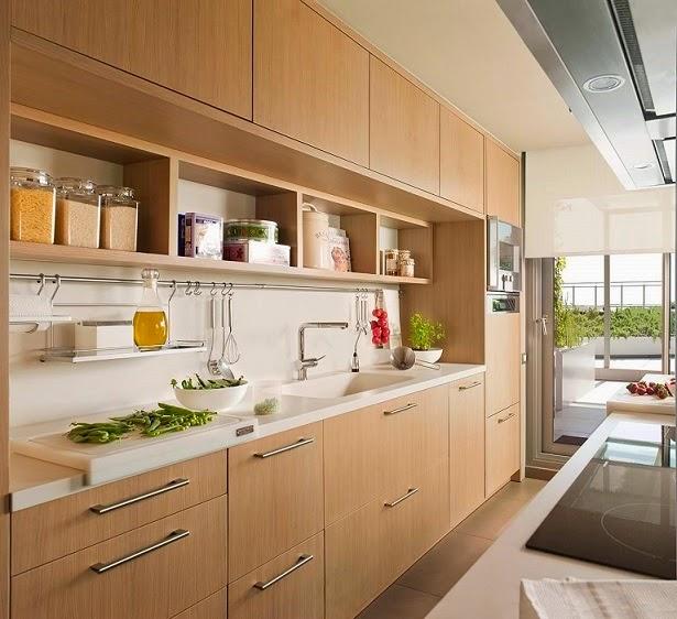 10 consejos basicos para la reforma de cocinas con madera for Muebles de cocina basicos