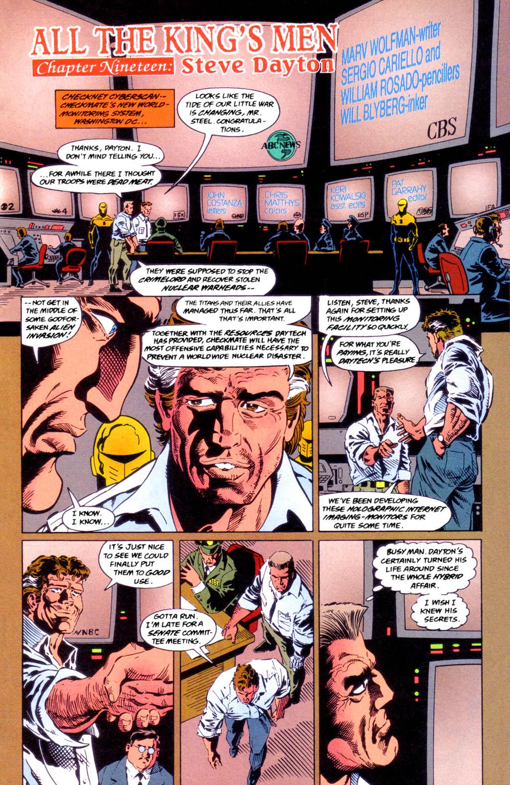 Deathstroke (1991) Issue #49 #54 - English 2
