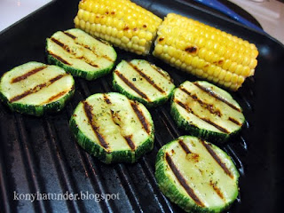 grilling-courgette-and-corn