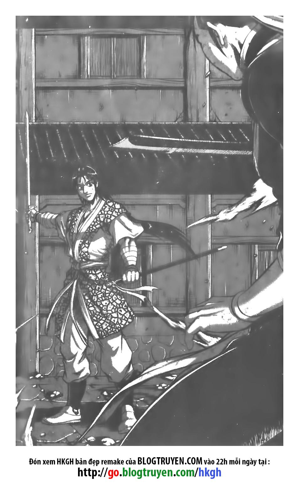 Hiệp Khách Giang Hồ chap 342 Trang 20 - Mangak.info
