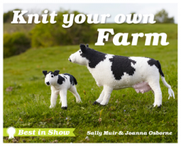 http://www.goodreads.com/book/show/23107770-knit-your-own-farm