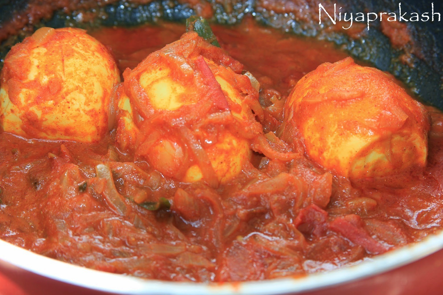 Niya's World: Kerala Egg Curry