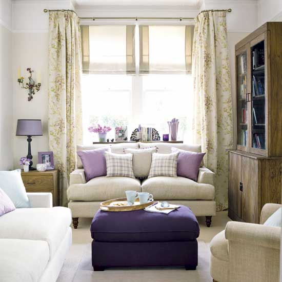 Pamba boma purple color scheme Purple living room color schemes