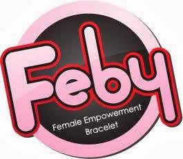 Feby - Female Empowerment Bracelet