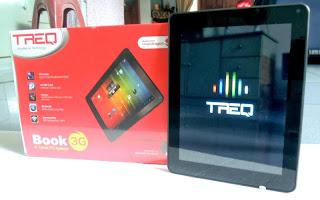TREQ BOOK 3G GSM Dual Core 8inch